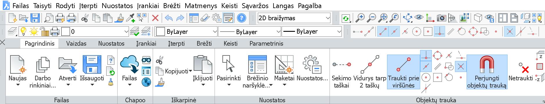 Lietuviškas meniu